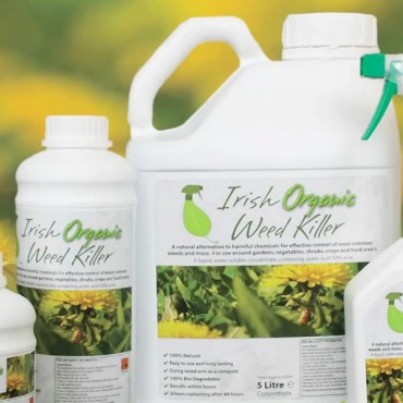 Irish Organic Weed Killer